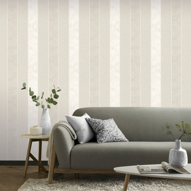 Calico Stripe Neutral