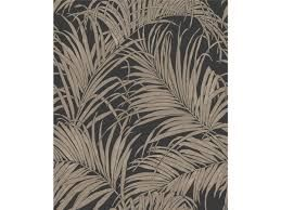 Kiss Foil Palm Leaf Black/Bronze